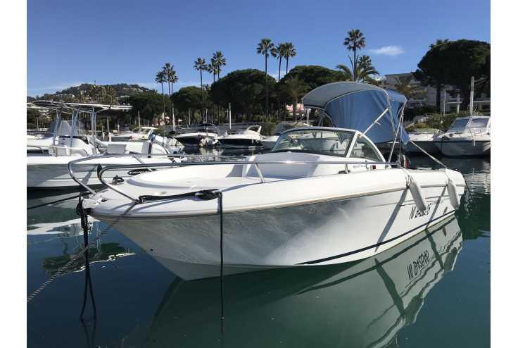bateau BENETEAU Ombrine 630 occasion Alpes Maritimes - PACA   14 990 €