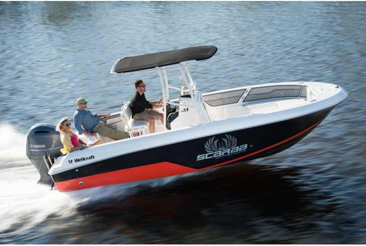 bateau WELLCRAFT 202 Fisherman occasion Alpes Maritimes - PACA   43 947 €