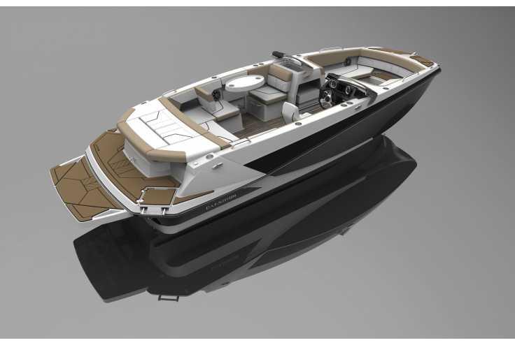 bateau GLASTRON  GTD 225 occasion Alpes Maritimes - PACA   50 363 €