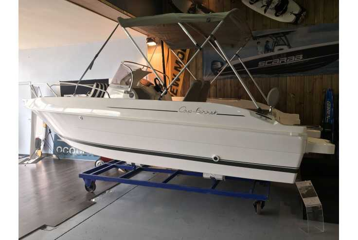 bateau B2 MARINE Cap Ferret 572 Open Essential occasion Alpes Maritimes - PACA   29 990 €