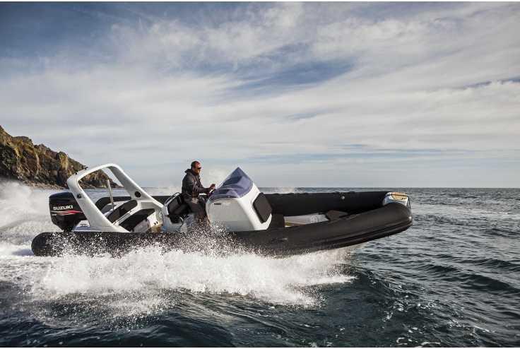 bateau BRIG Eagle 780 H occasion Alpes Maritimes - PACA   69 990 €
