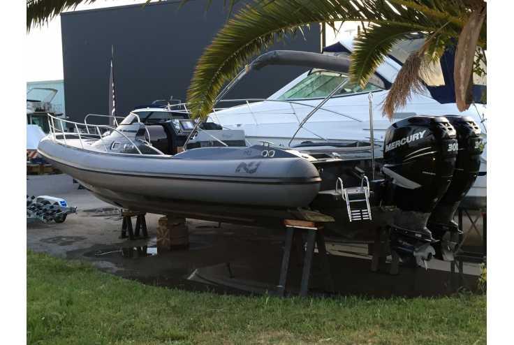 NUOVA JOLLY Prince 35 Sport Cabin Outboard - Bateau semi-rigide occasion 06 - Vente 159990 : photo 9