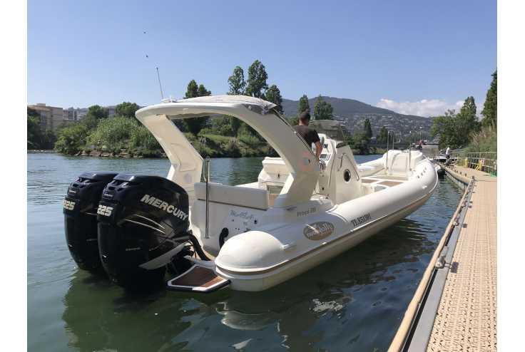 bateau NUOVA JOLLY Prince 28 occasion Alpes Maritimes - PACA   74 990 €