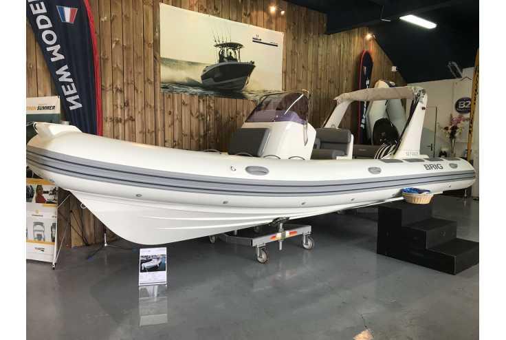 bateau BRIG Eagle 650 occasion Alpes Maritimes - PACA   35 990 €
