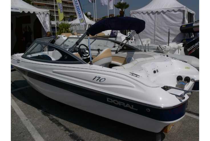 bateau DORAL 170 Sunquest occasion Alpes Maritimes - PACA   15 990 €